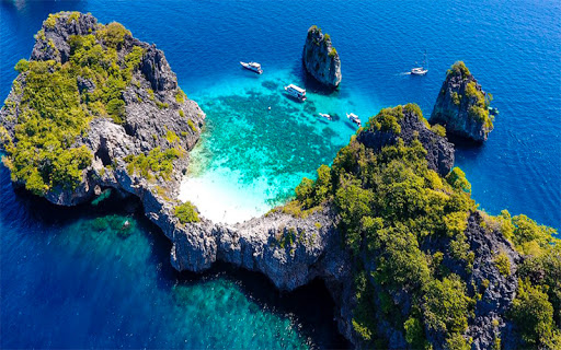 3 สถานที่ท่อง เที่ยวเกาะ ขนาดเล็ก ที่น่าเที่ยว สงบร่มรื่นมาก ๆ บอกเลยว่าสายคนรักการท่องเที่ยวทะเลไม่ควรพลาด