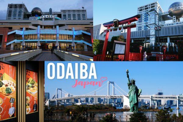 มุ่งหน้าสู่ โอไดบะ Tokyo Trick Art Museum กับประสบการณ์แสนมหัศจรรย์