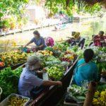 ตลาดน้ำ ตลาดน้ำคลองลัดมะยม