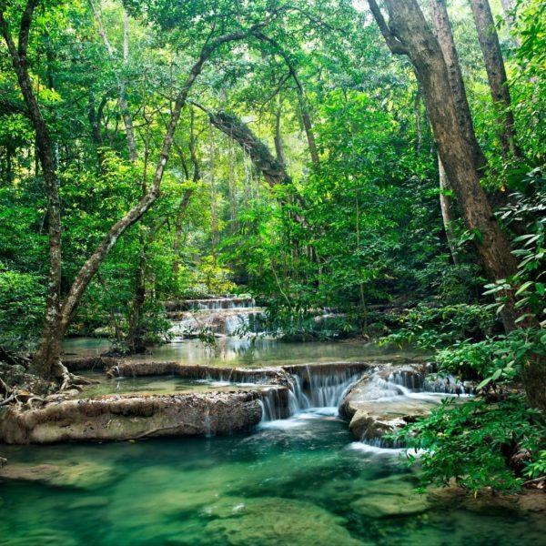 น้ำตกเอราวัณ ที่เที่ยวกาญจนบุรี ทริปนี้ห้ามพลาด