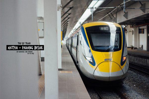 ข้ามพรมแดนไปท่องเที่ยวประเทศเพื่อนบ้าน นั่งรถไฟไปเที่ยวตลาด ปาดังเบซาร์