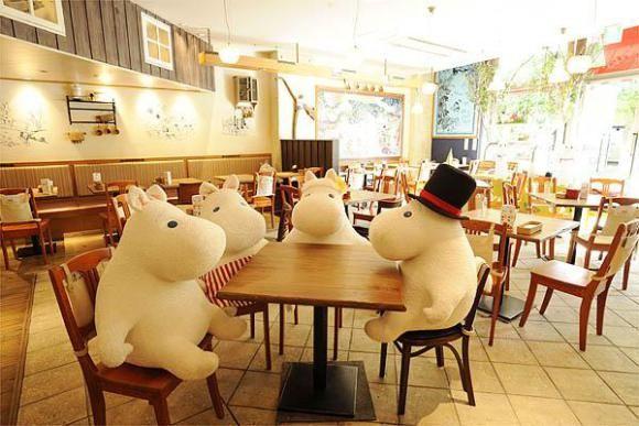 ร้านอาหารสุดแปลกในโตเกียว กับจุดเด่นเรื่องการตกแต่งร้าน