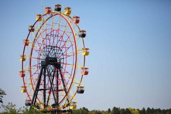 นอทส์เบอร์รี่ฟาร์ม สวนสนุกที่เปิดมาตั้งแต่ยุค 20 ประเทศสหรัฐอเมริกา