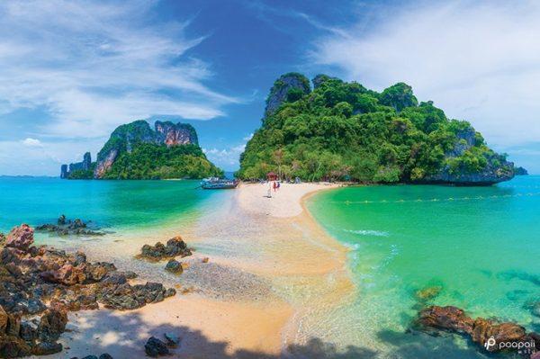 จังหวัดกระบี่ หาดทรายสวยน้ำทะเลใส แลนด์มาร์คเด็ดๆ ควรค่าแก่การเที่ยว